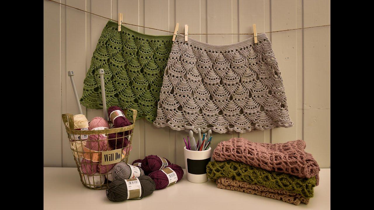 Crochet Skirt Pattern Awesome Decoration