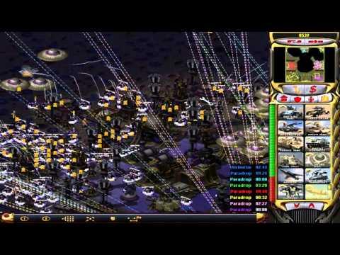 C&C Red Alert 2 Yuris Revenge Challenge Map 3 Death Defined v1.6.2t3