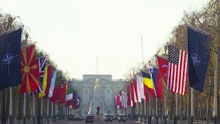 Участники стран НАТО встречают 70-летний юбилей в атмосфере взаимных упреков и противоречий.