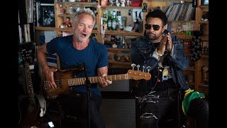 Download Sting And Shaggy: NPR Music Tiny Desk Concert Mp3 and Videos