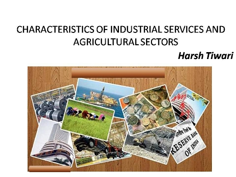 Characteristics of Industrial & Agriculture Sector