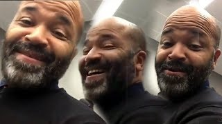 Jeffrey Wright Funny Moments Compilation