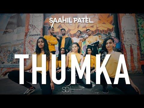 THUMKA   ZACK KNIGHT   Choreography by Saahil Patel (4K) thumbnail