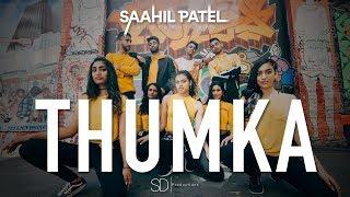 THUMKA | ZACK KNIGHT | Choreography by Saahil Patel (4K)