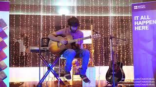 (Maroon 5) One More Night - Damith Madhusanka Live
