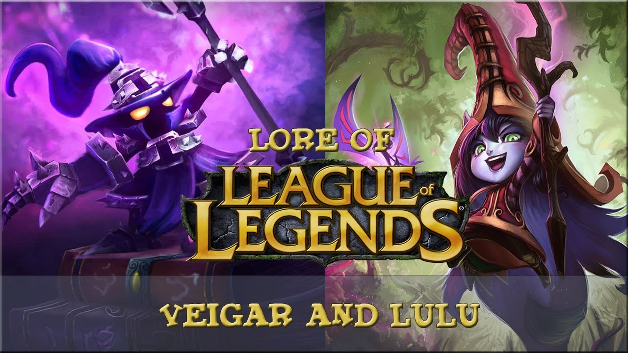 Lore Of League Of Legends Part 44 Veigar And Lulu Youtube