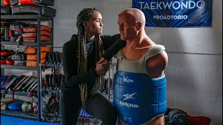 Miami taekwondo champion trains for her third Olympics appearance