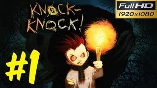 Knock Knock Walkthrough Gameplay - Part 1 (1080p)