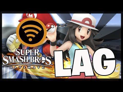 Super Smash Bros Ultimate ONLINE Matches! LAG WINS!