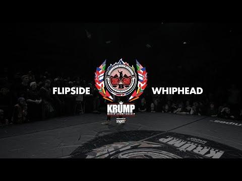 Flipside vs Whiphead   Male Top 16   EBS 2018
