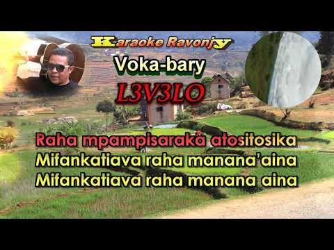 Karaoke gasy - Levelo - Vokabary - Ravonjy