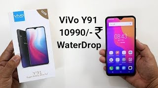 ViVO Y91 Unboxing And Review I Hindi