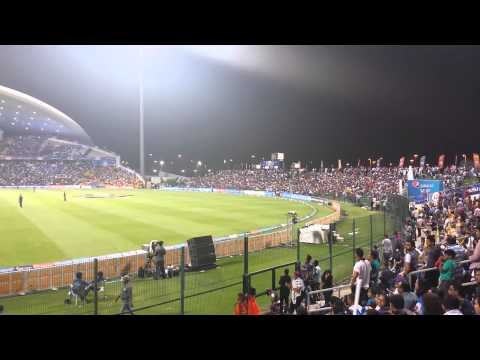 IPL 2014 KKR Vs Mumbai Indians from stadium