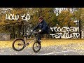 Как сделать футджем тейлвип | How To Footjam Tailwhip BMX/MTB