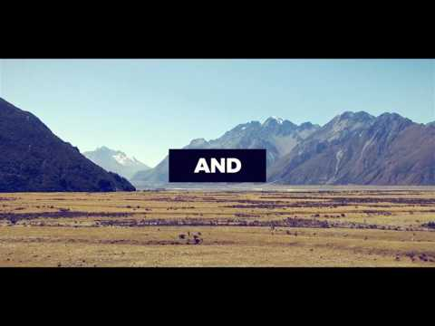 After Effects Template: Cinematic Typography Intro
