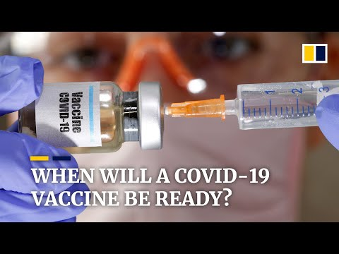'Robust immune responses' found in Covid-19 vaccine clinical trials point to 2021 release