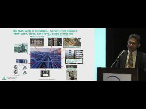 Rejuvenated Tank Farm Oil Movement Automation System - Sharul Rashid of Petronas @ ARC Forum 2017