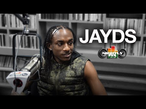 Jayds talks Aidonia as a mentor, starting out as producer in JOP + inventing a new style 'trap hall'