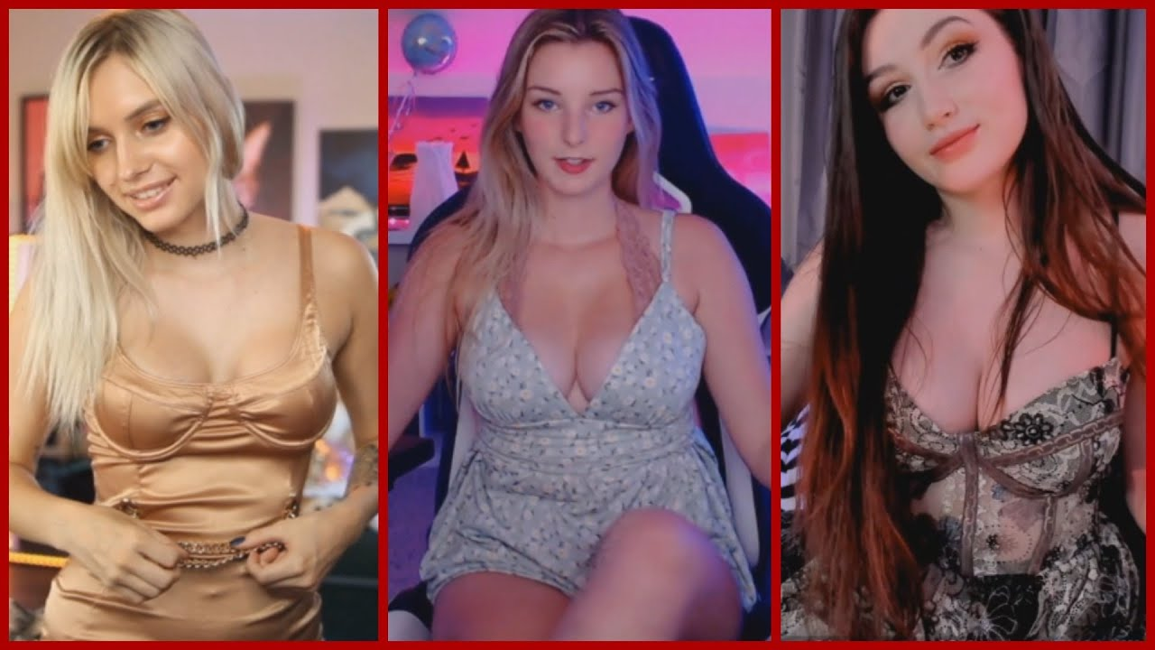 ASMR Girls that will look like your next Girlfriend❤️