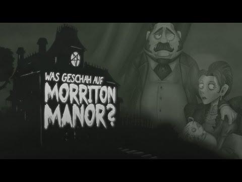 Pen & Paper: Was geschah auf Morriton Manor? | Eine überraschende Einladung | 24.02.2017