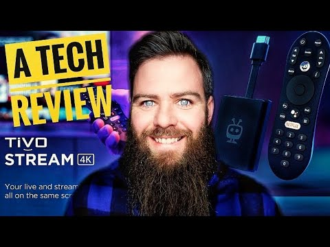 A Tech Review TIVO STREAM 4K (unboxing, hands-on, first impressions) 2021