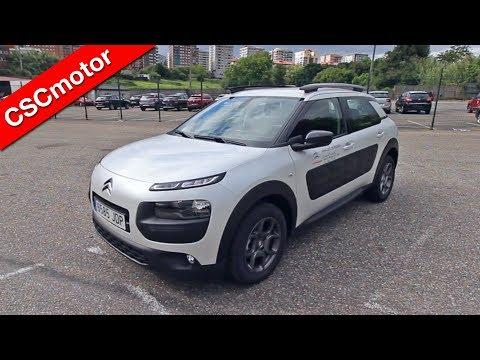 Citroën Cactus - 2015 | Revisión en profundidad y encendido