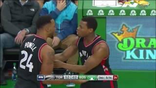 Toronto Raptors vs Boston Celtics December 9, 2016
