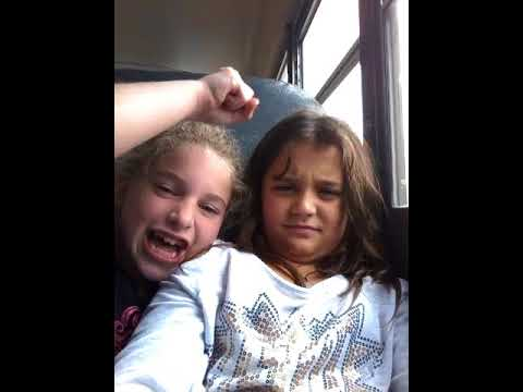 Crazy videos every Wednesday with Lea and Abby