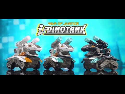 Cyber Dino - Dinotank - Toyng Brinquedos