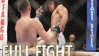 Literally A Leg Punch Strat Vs Nate Diaz