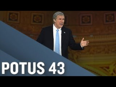 Thumbnail: Not The White House Correspondents' Dinner, Pt. 7: Special Guest George W. Bush
