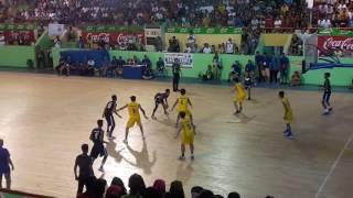 Palarong pambansa 2017: basketball finals- WVRAA vs NCR