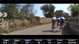 Cycling - Tacx T1956.47 Mallorca Tour II - Spain