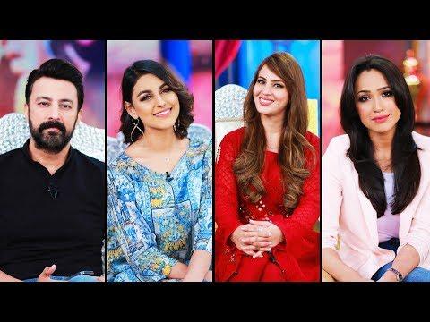 Ek Nayi Subah With Farah - Laal Ishq Launch Show - 13 Oct 2017 - A Plus
