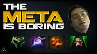 Dota 2: Has the Meta Become Stale & Boring? We Think So | Pro Dota 2 Guides