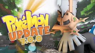 Generation 7 and Alolan Pokemon Coming to Pixelmon Soon!   Pixelmon 7.0.0 Update Preview