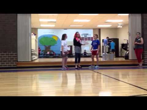 Jody Richards Elementary School Morning Meeting
