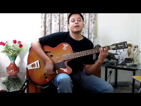 Anshul singing