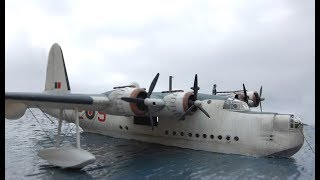 Légendes du ciel : Le short Sunderland (avion)