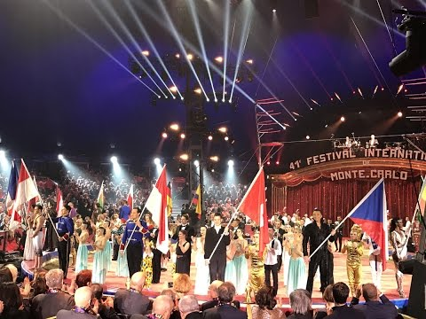 41e Festival International du Cirque de Monte-Carlo 2017