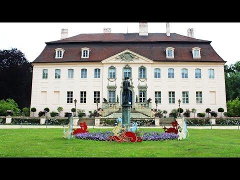 Schloss Pückler Branitz mit den schönen Räumen