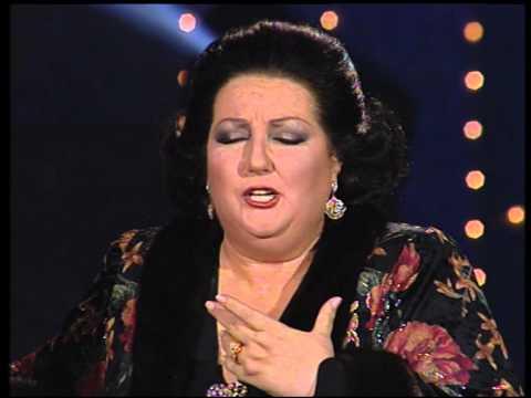 """Montserrat Caballé """"Romanza de las Carceleras"""""""