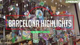 LIMEBUNS TRAVEL AND TOURS - BARCELONA  HIGHLIGHTS
