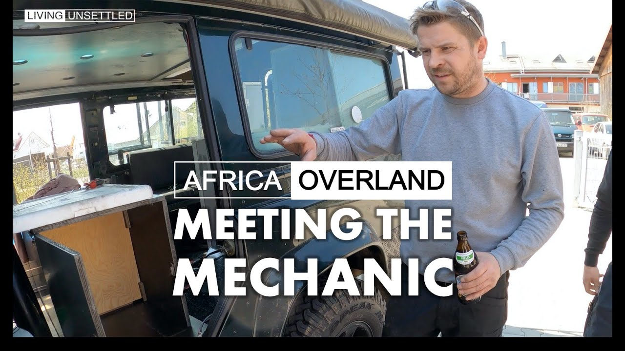 Vlog 03 / Meeting the Mechanic