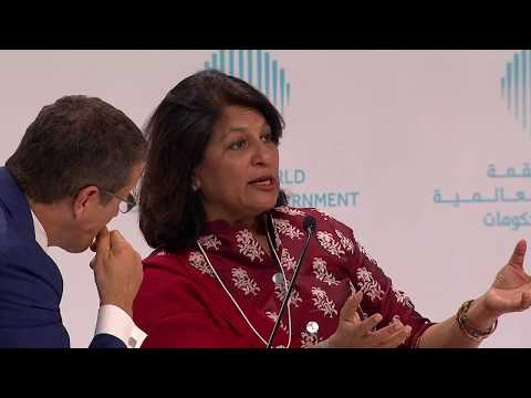 Will India Lead the Global Economy in the Future- WGS2018