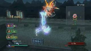 Dynasty Warriors: Strikeforce (PS3/Xbox360) - Crossover Weapons & Meng Huo Gameplay