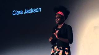 Fully natural | Ciara Jackson | TEDxSUU