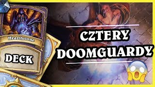 4 DOOMGUARDY o.O - CUBELOCK - Hearthstone Deck (The Boomsday Project)