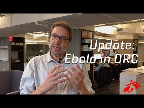 Ebola outbreak in DRC is growing | Doctors Without Borders - USA