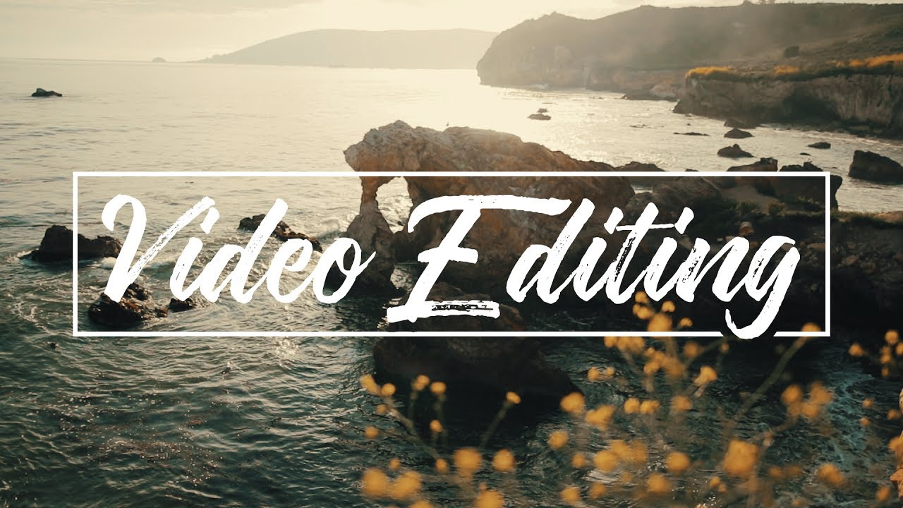VIDEO EDITING TRANSITIONS (Taylor Cut Tutorial)